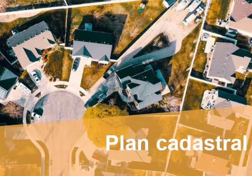 plan cadastral services
